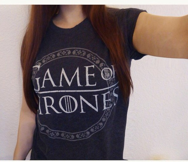 blouse game of thrones shirt