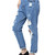 Meana Distressed Denim Pants | Outfit Made