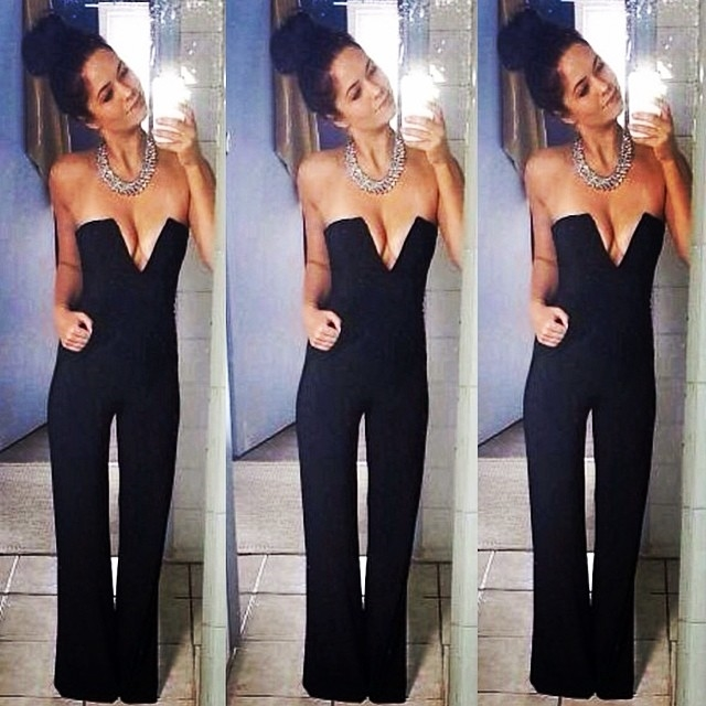 Uptown girl jumpsuit