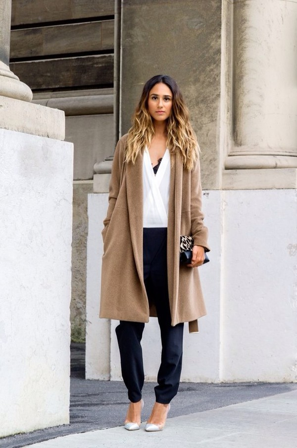 kamel cancel beige fall outfits fall coat