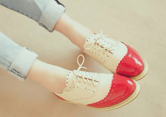 shoes oxfords oxfords dress shoes red shoes
