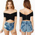 Criss Cross Inspiration Crop Top