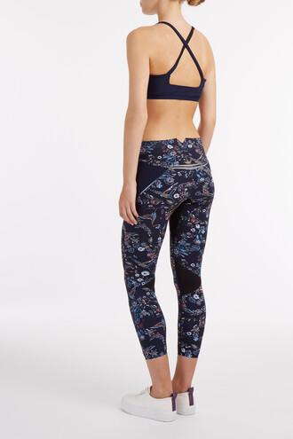 bra sports bra navy underwear