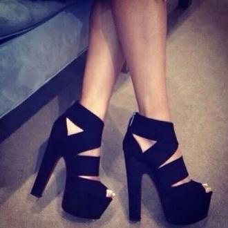 shoes black  high heels black heels black shoes party shoes