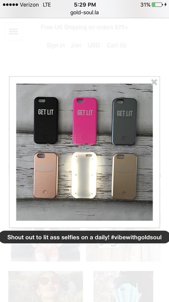 phone cover light up phone case iphone cover