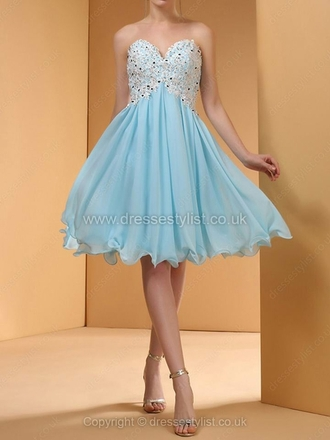 dress prom prom dress dressofgirl bridesmaid mini mini dress trendy girly cute cute dress sexy dress sexy blue blue dress sky blue strapless strapless dress sweet sweetheart dress pretty love lovely wow amazing gorgeous beautiful fashion fashionista princess dress stylish style special occasion dress
