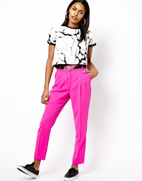 River Island | River Island Peg Trouser at ASOS