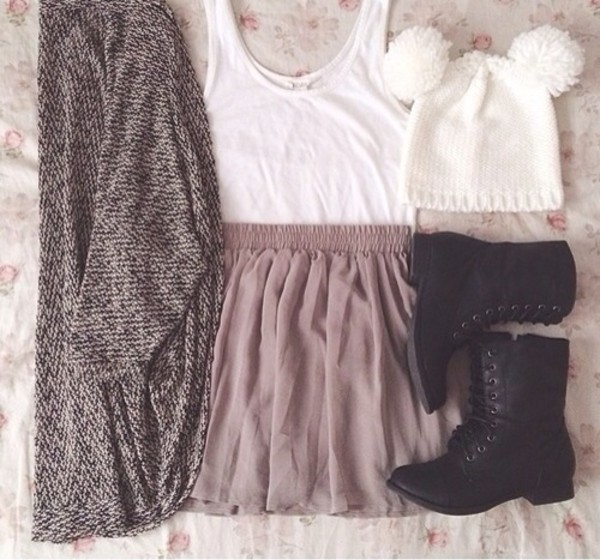 coat jacket blouse hat shoes pom pom beanie shirt skirt boots cardigan sweater cartoon cardigan new tank top