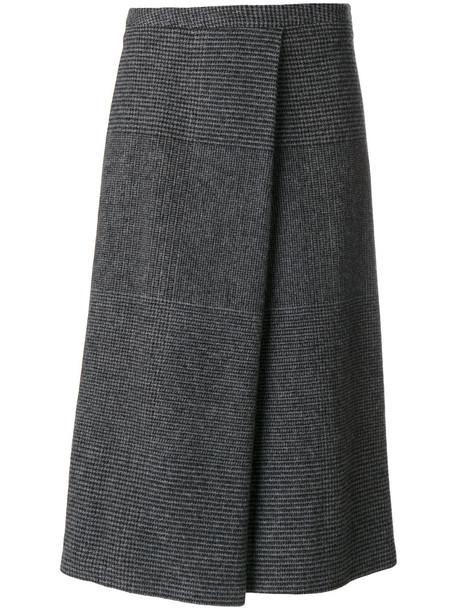 Stephan Schneider skirt women wool grey