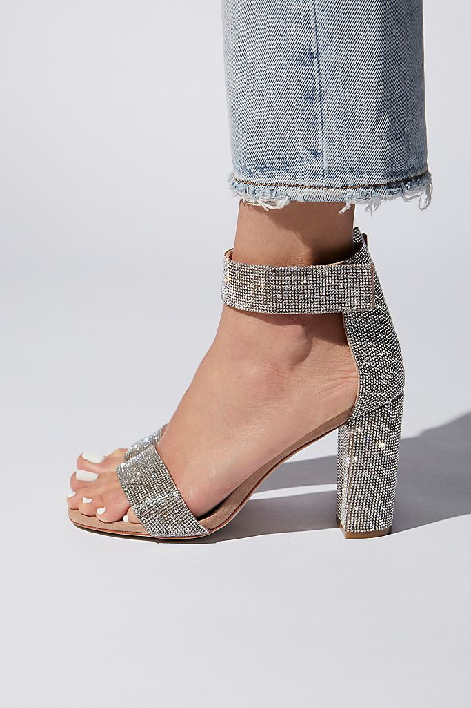 Sparkle And Shine Heels