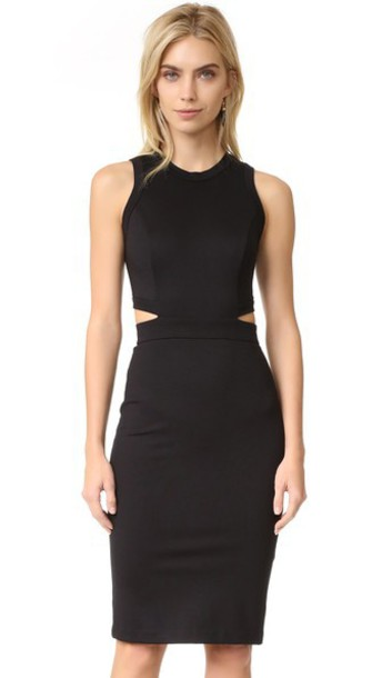 Amanda Uprichard dress black
