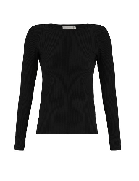 Vince top knit black