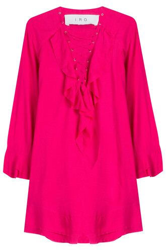 top tunic pink