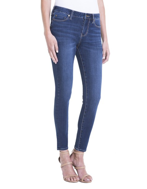 Liverpool jeans skinny jeans blue