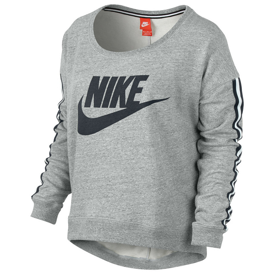 nike district 72 crew sweatshirt damen otto. Black Bedroom Furniture Sets. Home Design Ideas