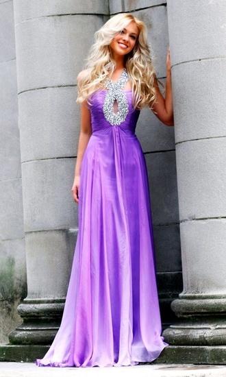 dress prom purple dress prom dress sequin dress ball gown dress long evening dress