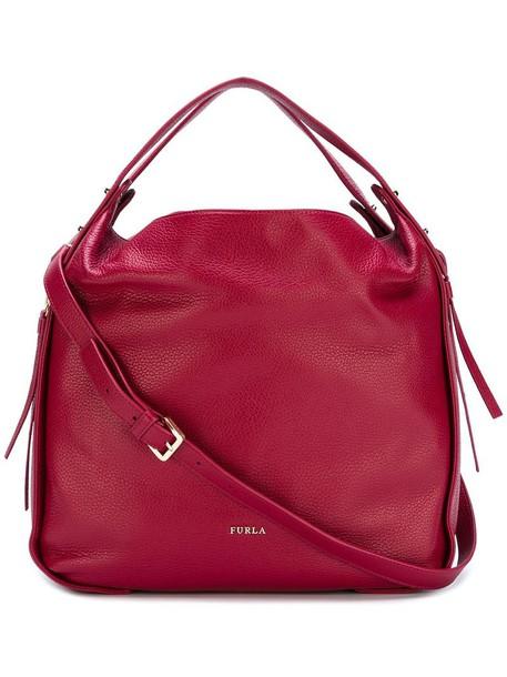 Furla women red bag
