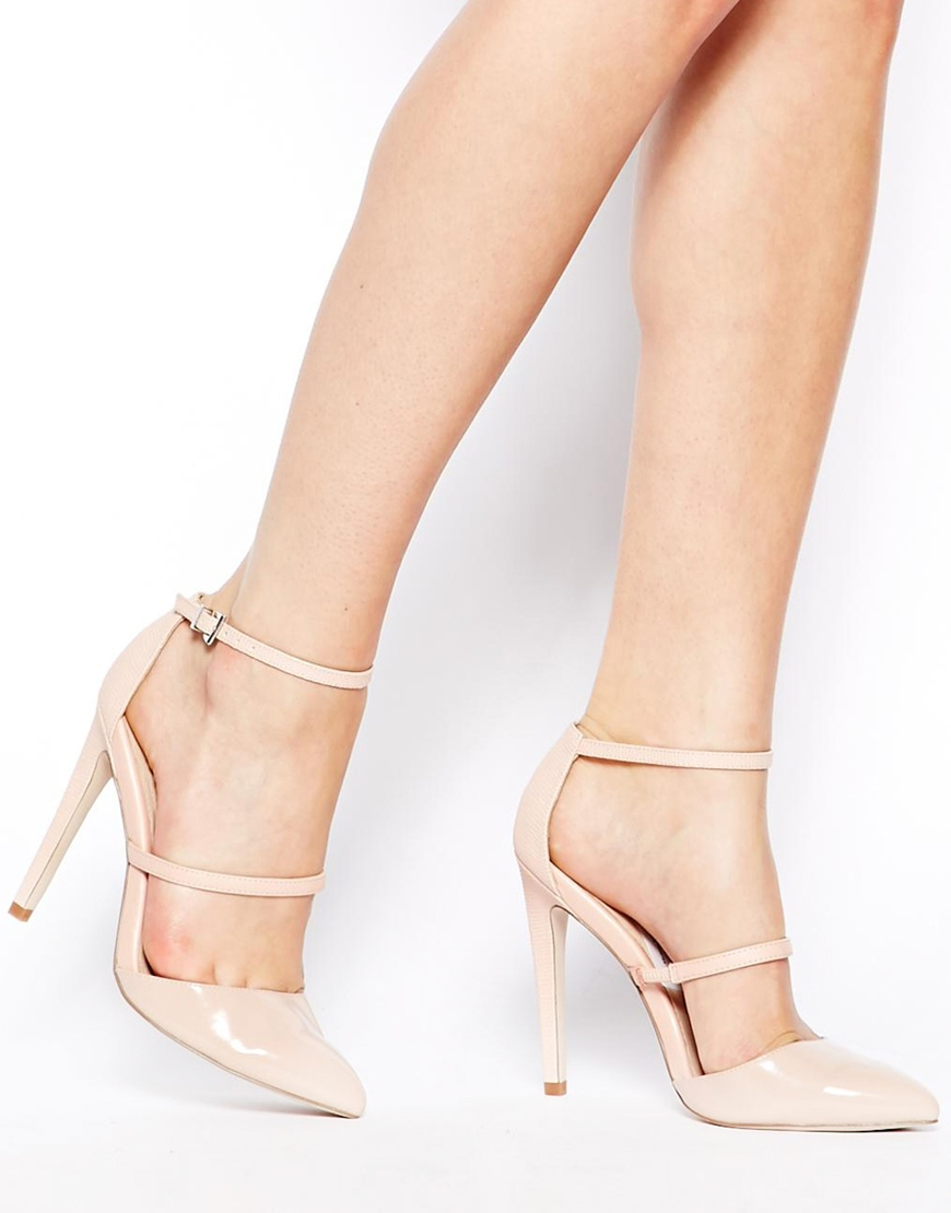 ASOS POYNTER Pointed High Heels at asos.com