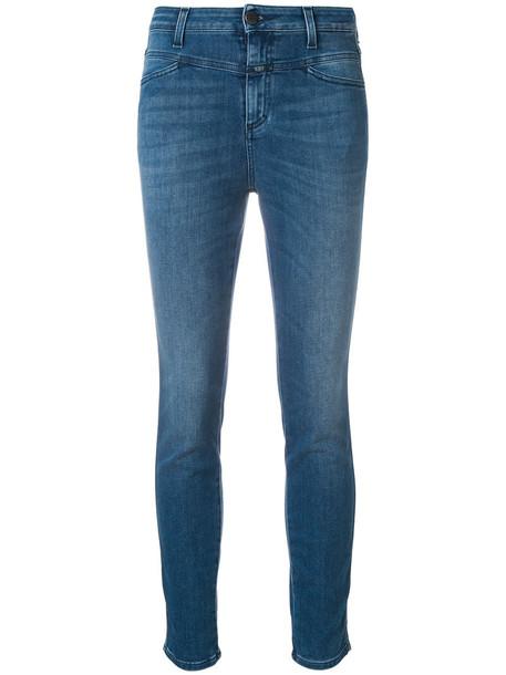 Closed jeans women spandex cotton blue