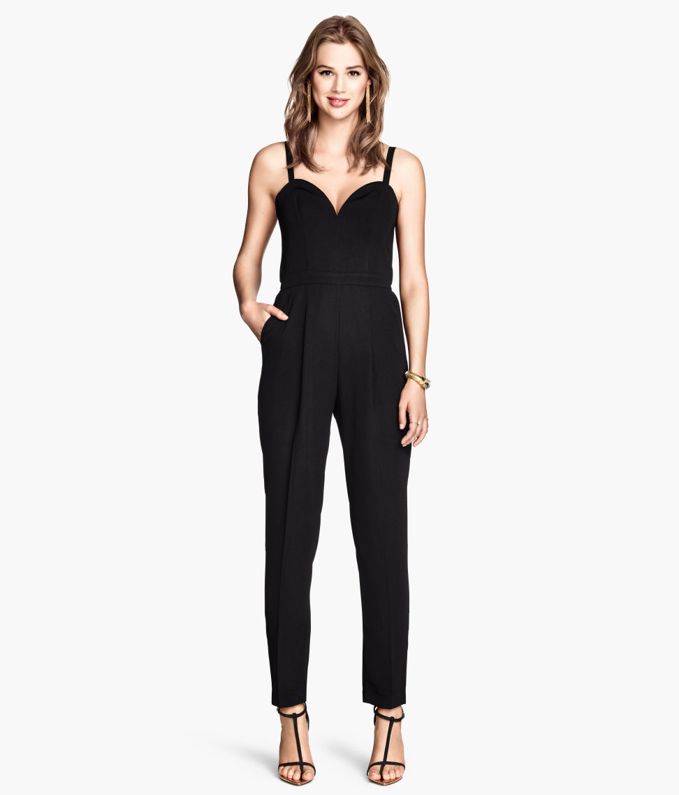 H&M Sleeveless Jumpsuit $49.95