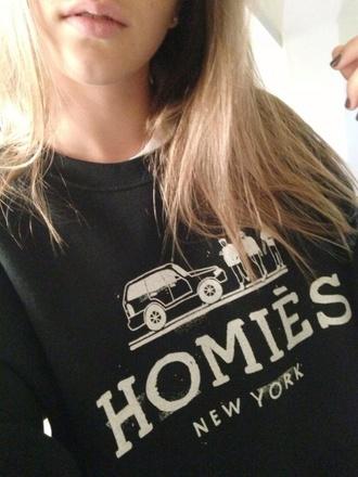 t-shirt homies swag yolo tumblr