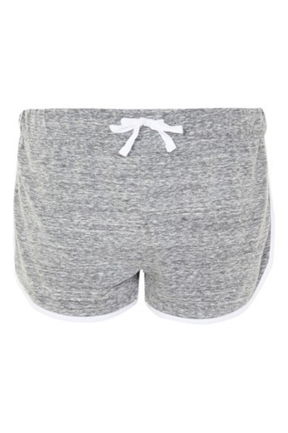 Topshop shorts sporty grey
