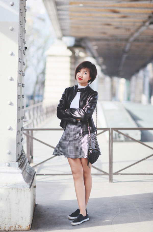 le monde de tokyobanhbao jacket skirt sweater