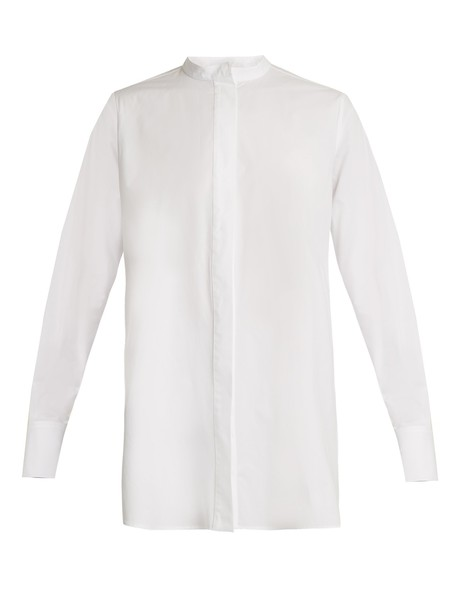 Joseph shirt cotton white top