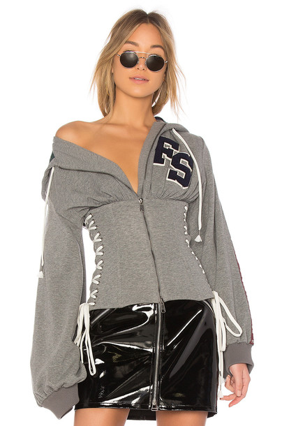 Fenty by Puma hoodie lace sweater