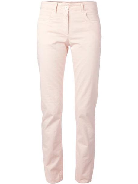INCOTEX jeans skinny jeans purple pink