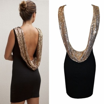 Aliexpress.com : Buy Free shipping 2014 NEW ARRIVALS Flounced dresses cut out an irregular fashion. Party Dress TB 5953 from Reliable dress cardigan suppliers on PINK EVE FASHION