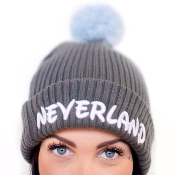 hat neverland disney hat beanie 88eddd66749