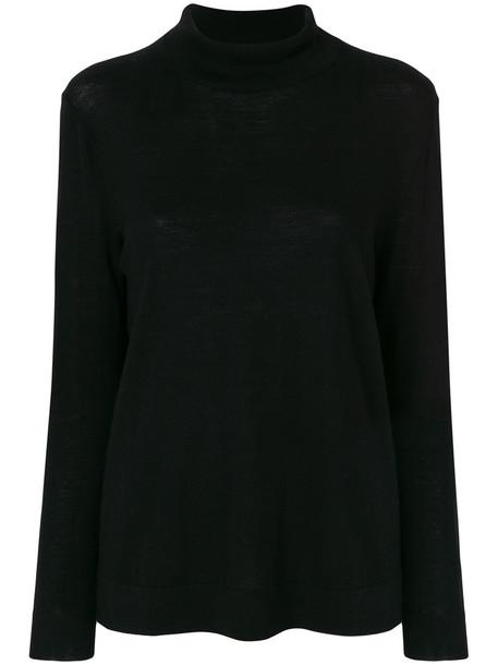 sweater women classic black
