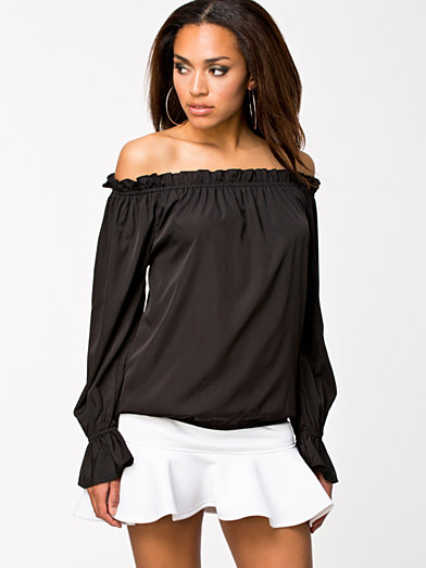 Off Shoulder Blouse, NLY Trend