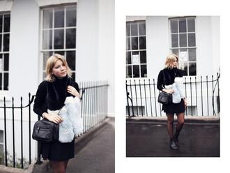into the fold blogger bag fluffy