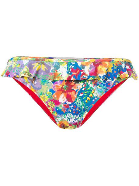 Stella McCartney bikini bikini bottoms women spandex floral print swimwear