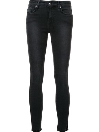 jeans cropped jeans cropped women spandex cotton black