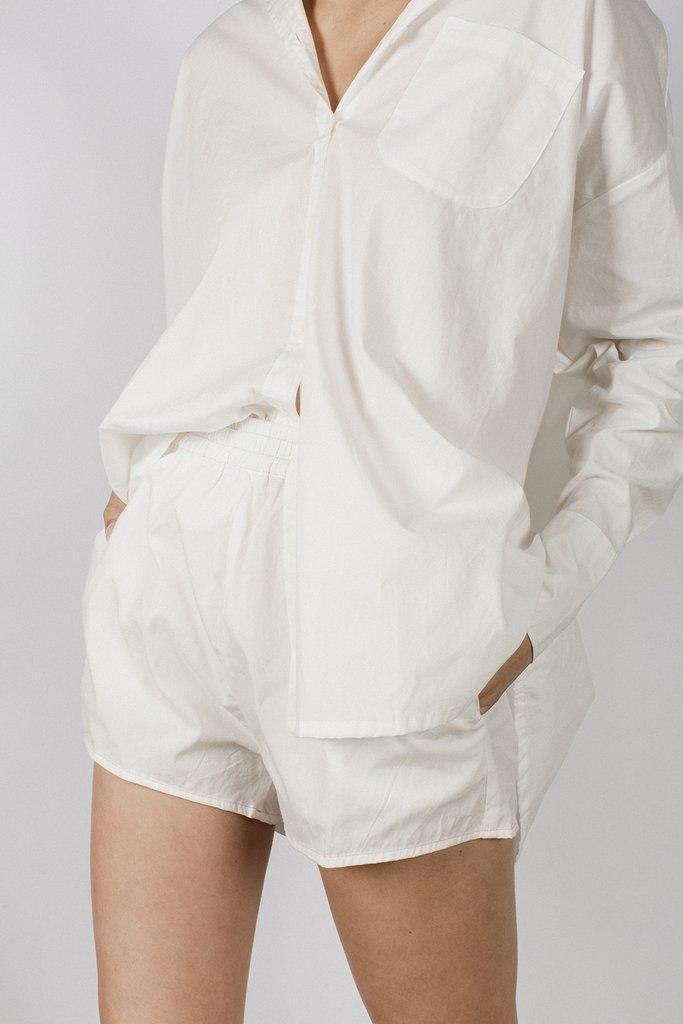 GEORGIA SHORT - WHITE
