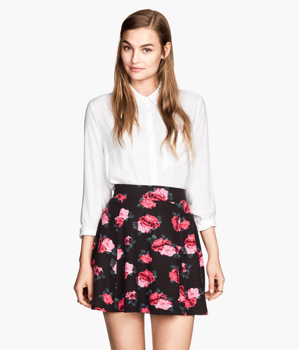 H&M Circle Skirt $17.95