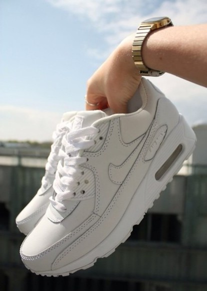 nike shoes air max white sneakers white trainers
