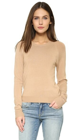pullover basic sweater