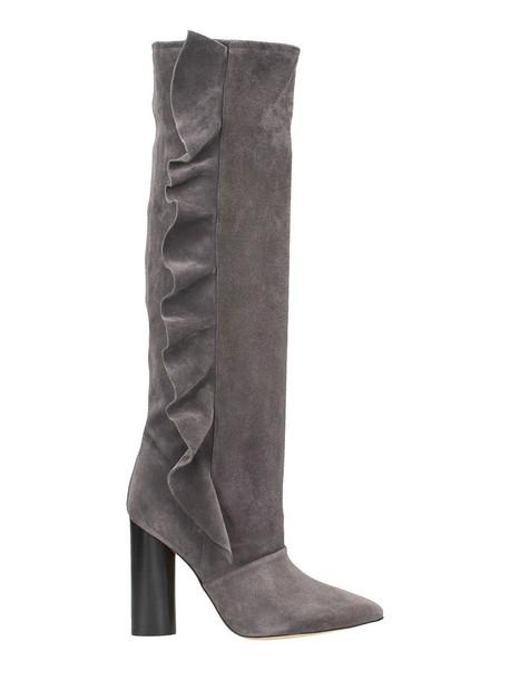 Iro grey shoes