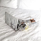 phone cover,computer case,apple,marble,macbook air,vogue,magazine,bedding