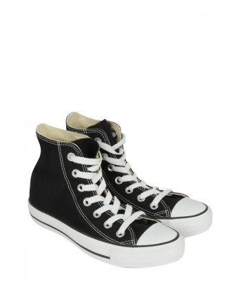 Converse Womens Black Classic High Top Sneaker