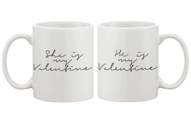 Home Accessory Couple Mug Couple Mugs Valentine S Day
