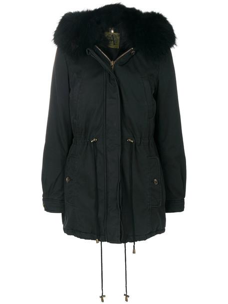 Alessandra Chamonix coat parka women cotton black