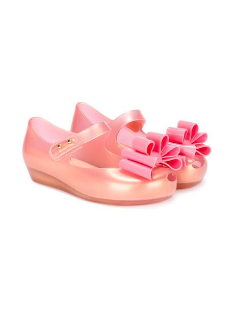 MINI MELISSA bow triple purple pink 24 shoes