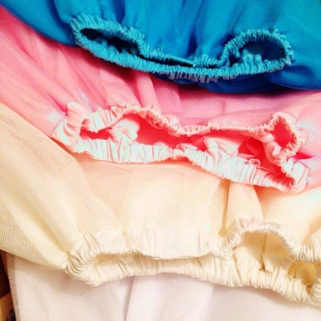 Dreamy Kawaii Net Tutu Skirt | Style Icon`s Closet