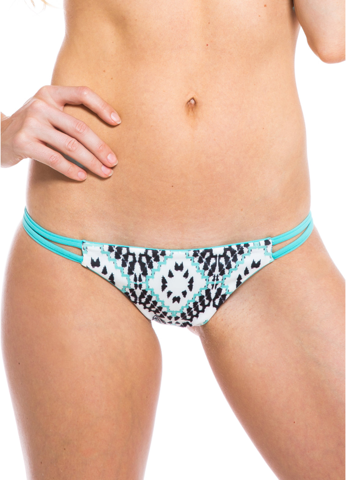 Shop DIAMOND IN THE ROUGH LOTUS BOTTOM by BETTINIS (#DI206) on Diane's Beachwear