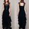 Bohemian chic dress – dream closet couture